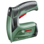 Bosch Akkutacker HomeSeries PTK 3,6 LI im Test