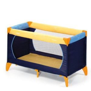 Hauck 604038 Reisebett Dream'n Play im Test